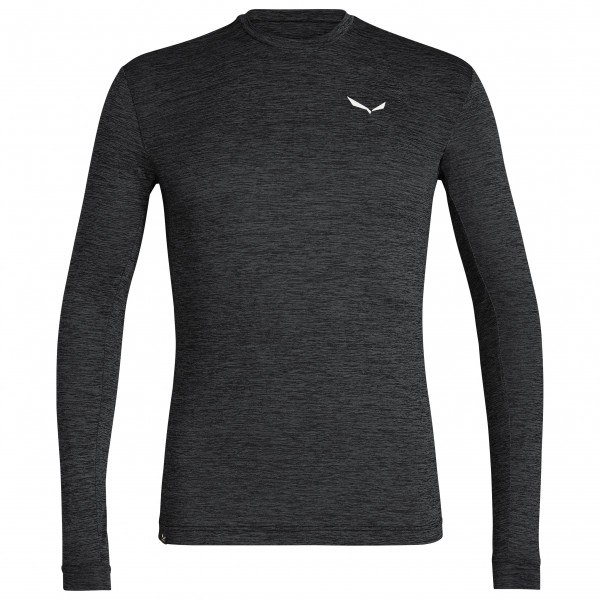Salewa - Puez Melange Dry L/S Tee - Sport-T-shirt