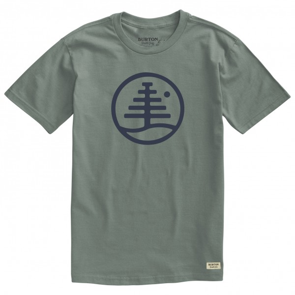 Burton - Family Tree S/S - T-shirt