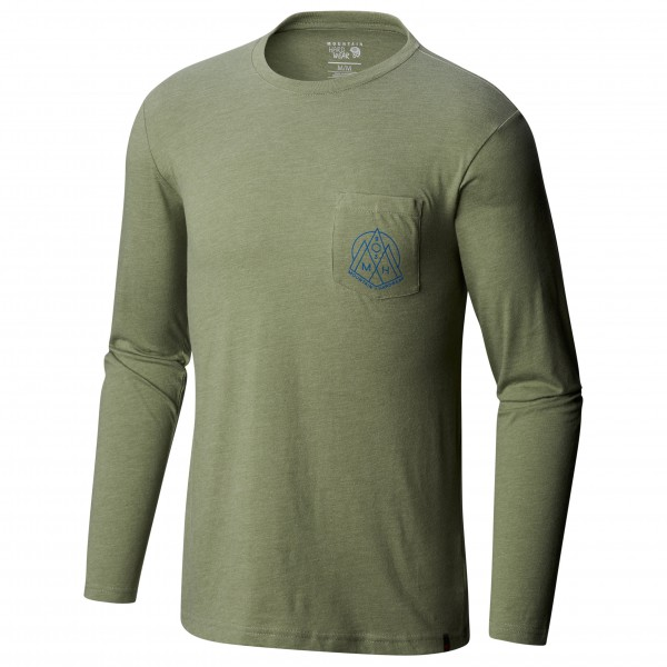 Mountain Hardwear - 3 Peaks Long Sleeve Pocket T