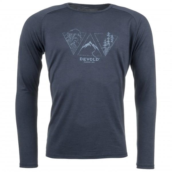 Devold - Flø Shirt - Longsleeve