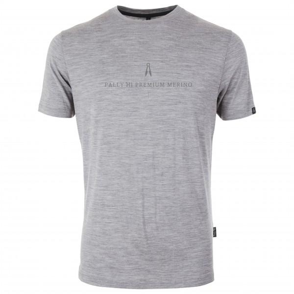 Pally'Hi - T-Shirt Roman Script - T-paidat