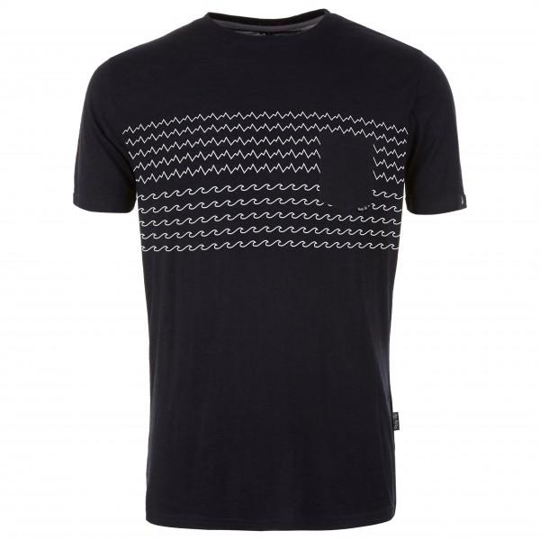 Pally'Hi - T-Shirt Summit Pocket - T-paidat