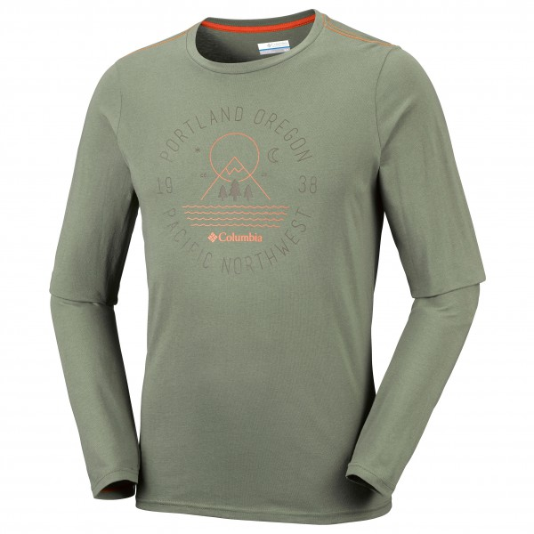 Columbia - Mill Creek Long Sleeve Tshirt - Longsleeve