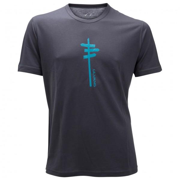 Ulvang - Skare Logo Tee - T-Shirt