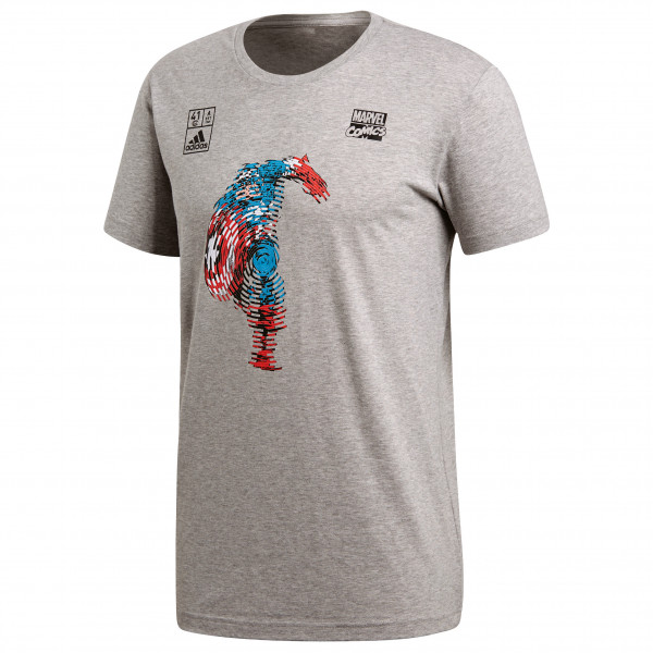 adidas - Captain America - Funktionsshirt