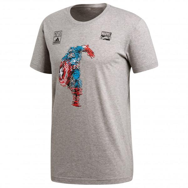 adidas - Captain America - Sport-T-shirt