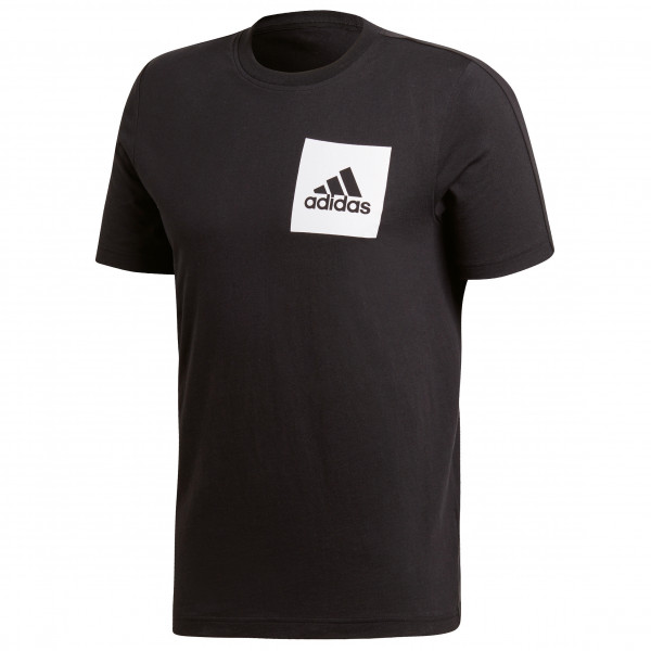 adidas - Essential Chest Box Logo Tee - T-paidat