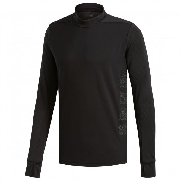 adidas - Supernova L/S Dark Kninght Tee - Running shirt