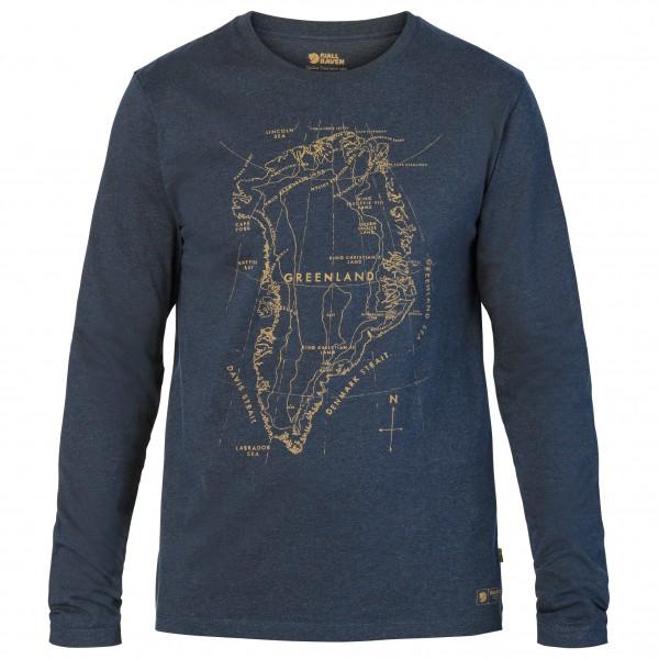 Fjällräven - Greenland Printed Long Sleeve - Camiseta de manga larga