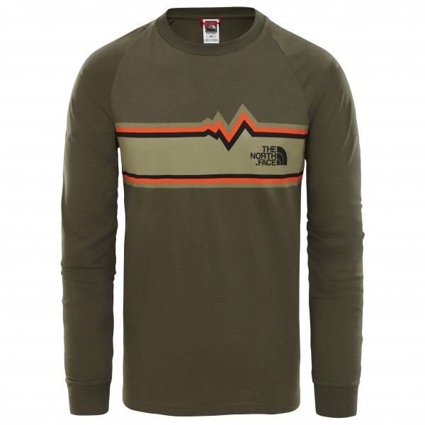 The North Face - L/S Ones Tee - Longsleeve