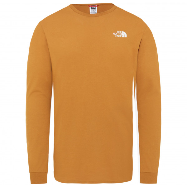 The North Face - L/S Simple Dome Tee - Longsleeve
