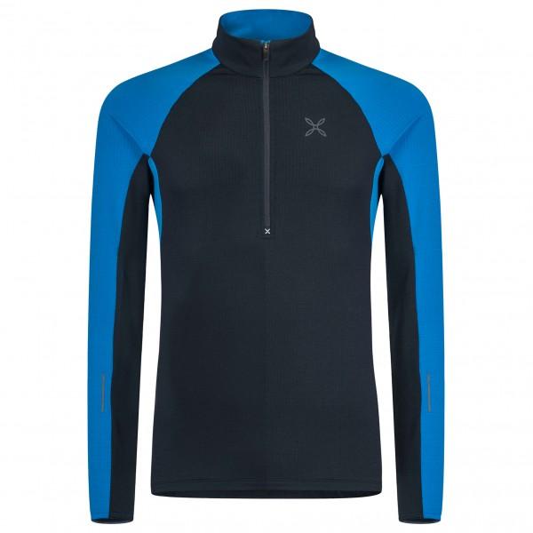 Montura - Run Soft Zip Maglia - Hardloopshirt