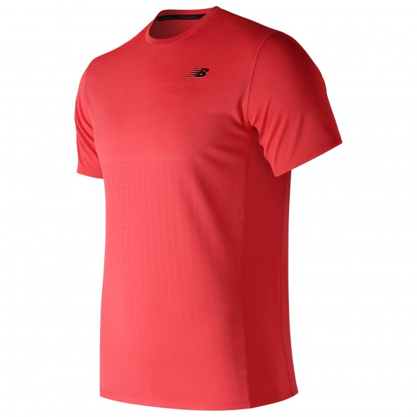 New Balance - Max Intensity Short Sleeve - Löpartröja