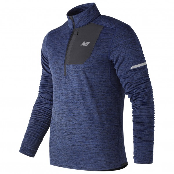 New Balance - NB Heat Quater Zip - Laufshirt