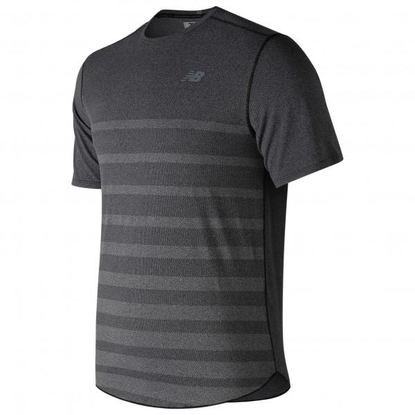 New Balance - Q Speed Jaquard S/S - Running shirt