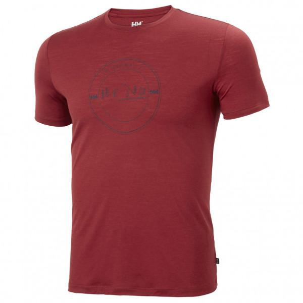 Helly Hansen - Merino Graphic T-Shirt - T-shirt