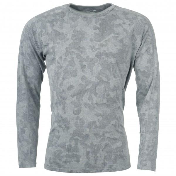 Saucony - Negative-Split Jacquard L/S Top - Running shirt