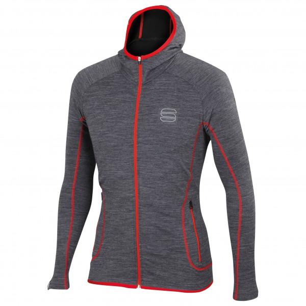 Sportful - Terra Zip Hoody - Tekninen paita