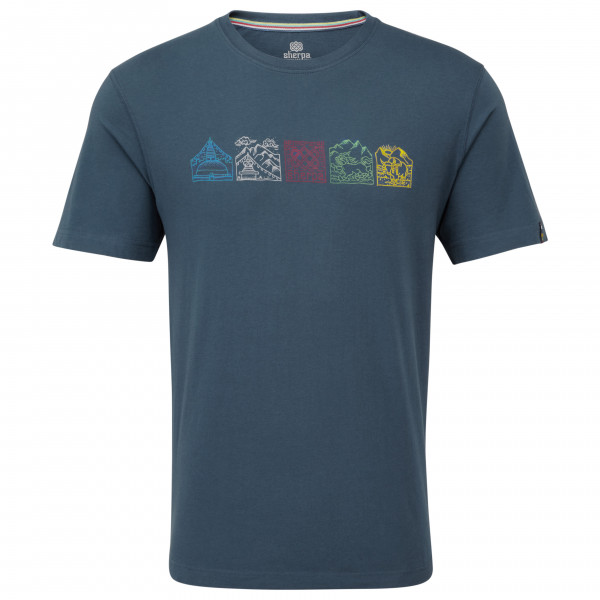 Sherpa - Lungta Tee - T-paidat