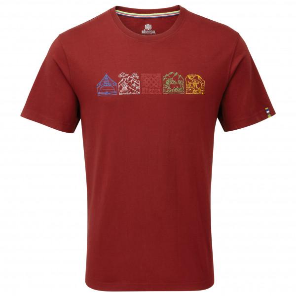 Sherpa - Lungta Tee - T-skjorte