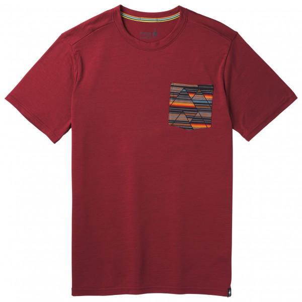 Smartwool - Merino 150 Pocket Tee - T-paidat