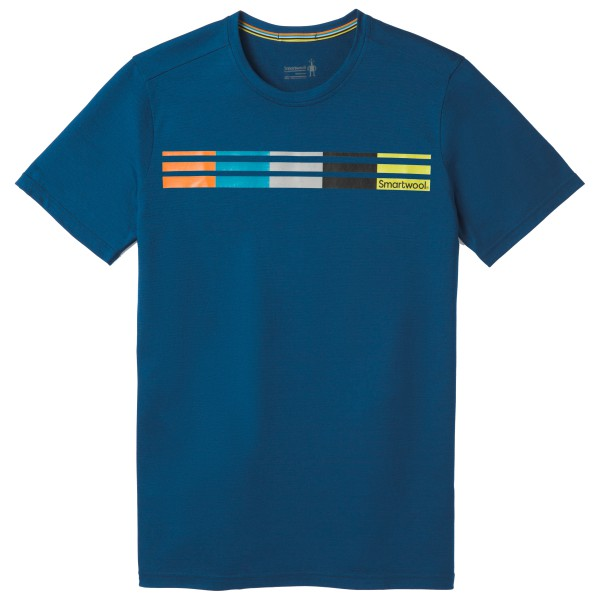 Smartwool - Merino Sport 150 Flag Logo Tee - T-shirt