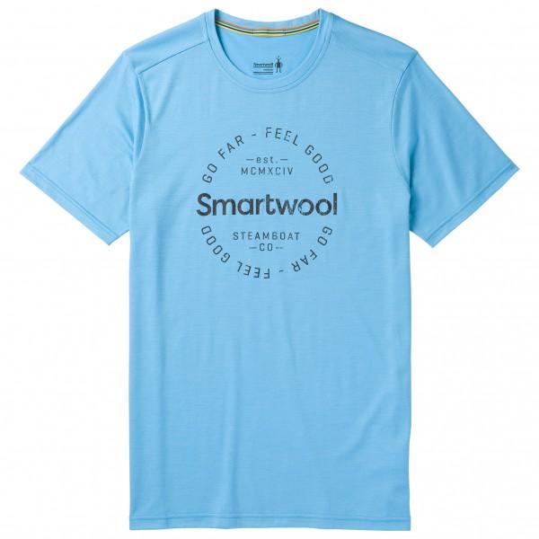 Smartwool - Merino Sport 150 Go Far Feel Good Tee - T-skjorte