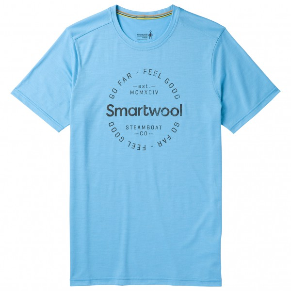 Smartwool - Merino Sport 150 Go Far Feel Good Tee - T-paidat