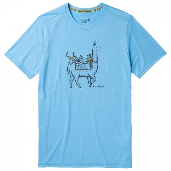 Smartwool - Merino Sport 150 Llama Adventures Tee - T-shirt