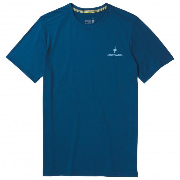 Smartwool - Merino Sport 150 Logo Tee - T-shirt