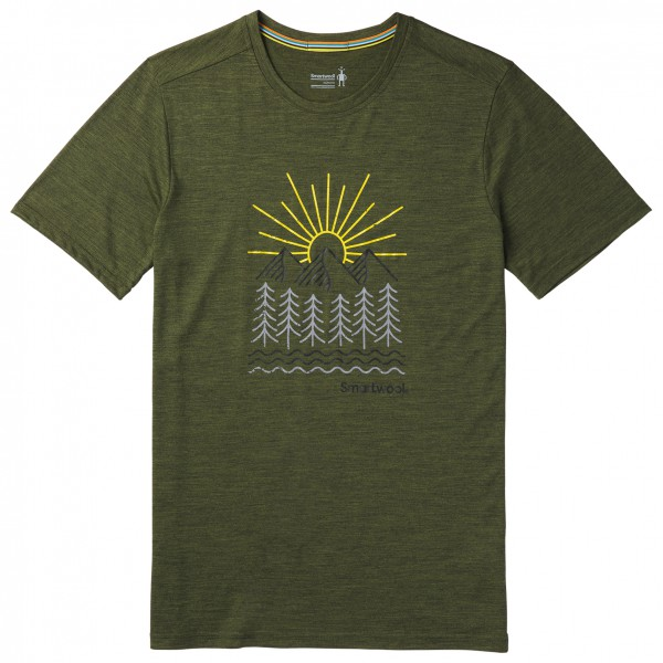 Smartwool - Merino Sport 150 Mountain Morning Tee - T-shirt