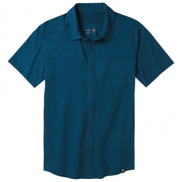 Smartwool - Merino Sport 150 Short Sleeve Button Down - Polo skjorte