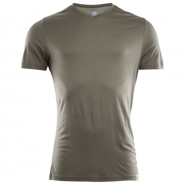 Aclima - LightWool T-Vneck - T-Shirt