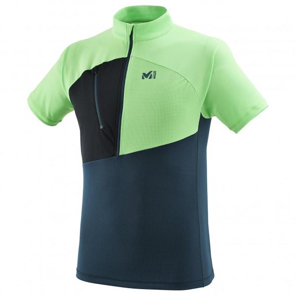 Millet - Elevation Zip S/S - Sport-T-shirt