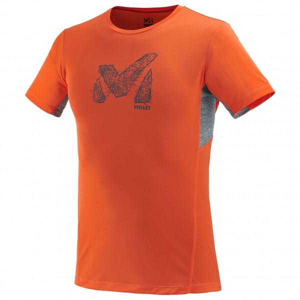 Millet - LTK Light TS S/S - Camiseta funcional