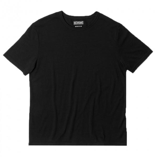 Chrome - Merino S/S Tee - T-shirt
