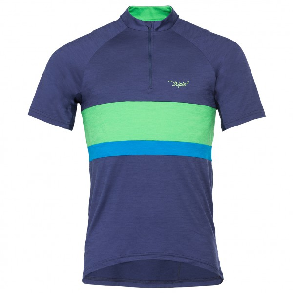 Triple2 - Swet Merino Jersey - Sport-T-shirt