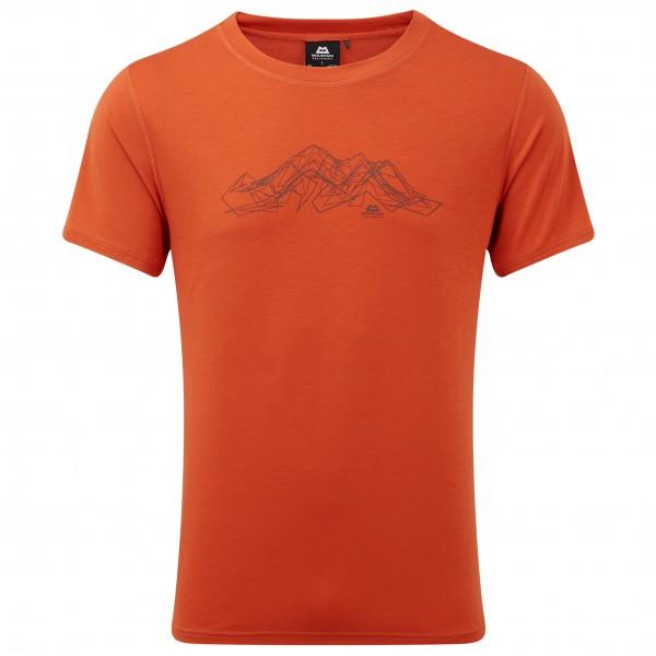 Mountain Equipment - Groundup Mountain Tee - T-shirt