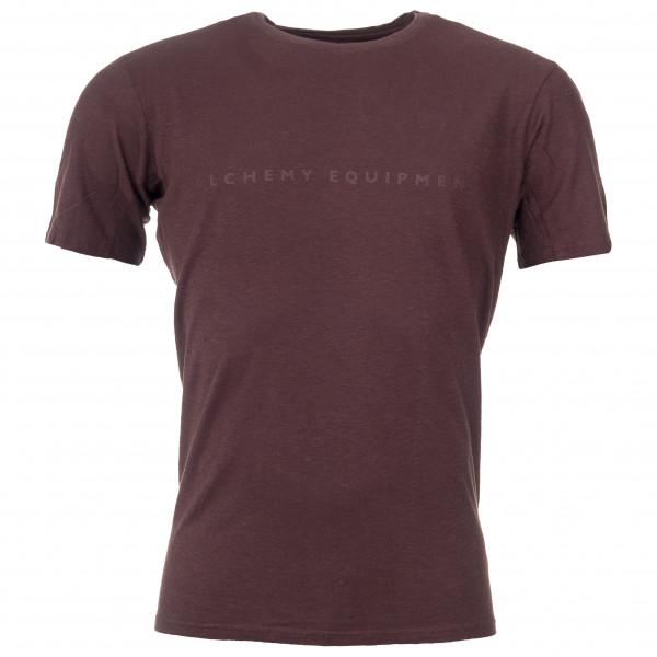 Alchemy Equipment - Organic Logo Tee - T-shirt