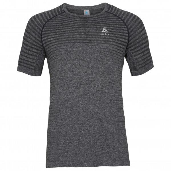Odlo - BL Top Crew Neck S/S Seamless Element - Sport shirt