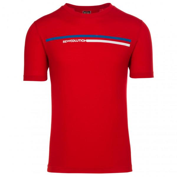 Rewoolution - Koral - T-shirt