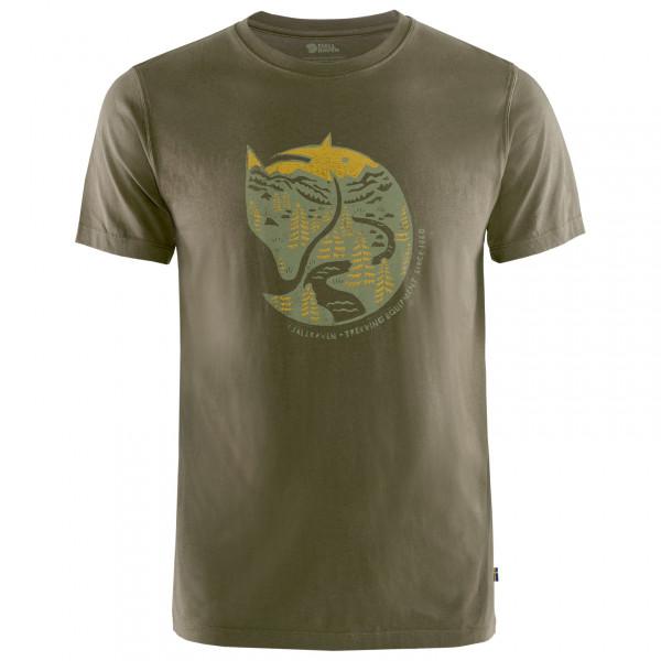 Fjällräven - Arctic Fox T-Shirt - T-shirt