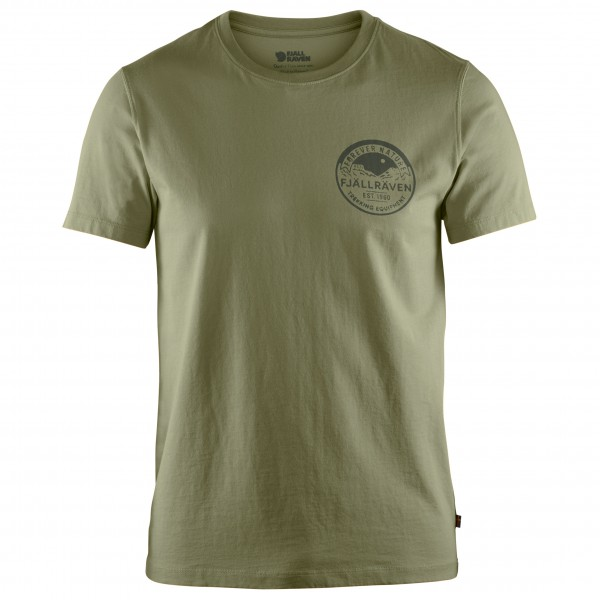 Fjällräven - Forever Nature Badge T-Shirt - T-Shirt