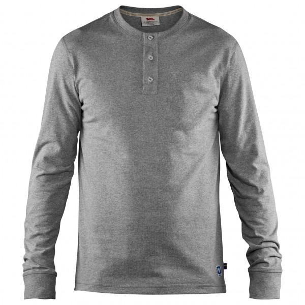 Fjällräven - Greenland Re-Cotton Buttoned L/S - Longsleeve