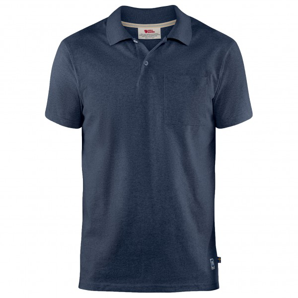 Fjällräven - Greenland Re-Cotton Polo Shirt - Polo shirt