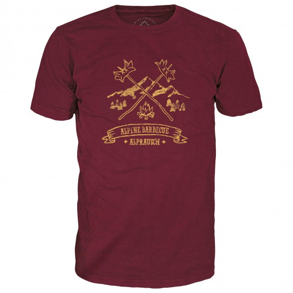 Alprausch - Berg-Wurscht T-Shirt - T-shirt
