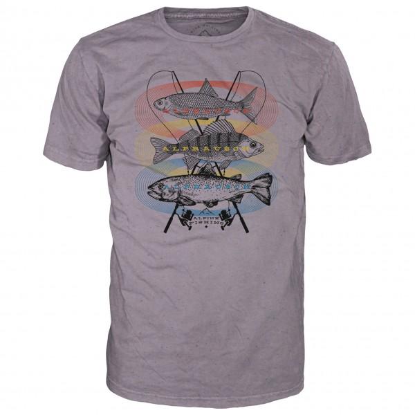 Alprausch - Fisch-Parade T-Shirt - T-shirt