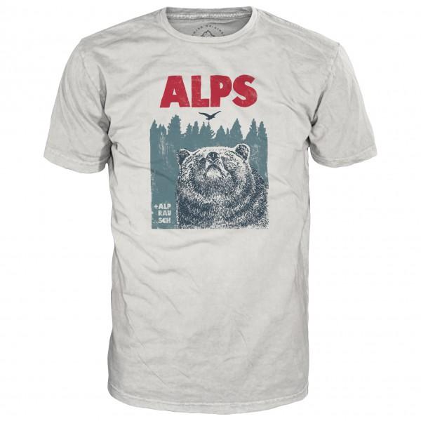 Alprausch - Hai-Bär T-Shirt - T-skjorte