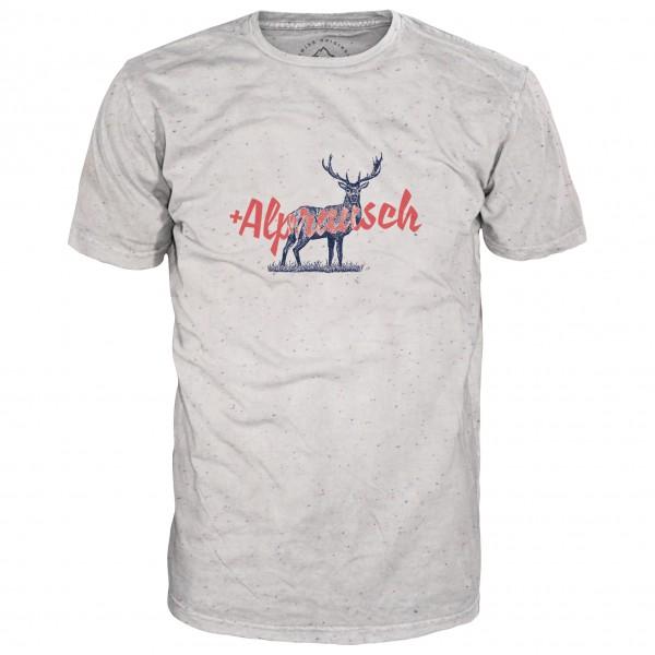 Alprausch - Hirschbock T-Shirt - T-shirt