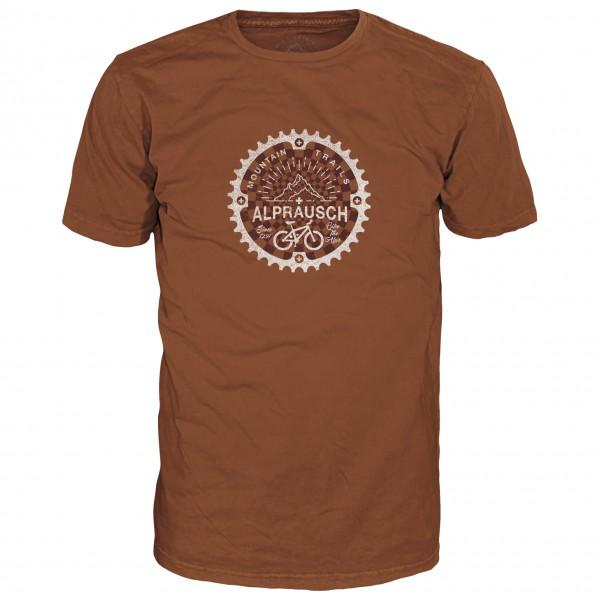 Alprausch - Rädli-Rad T-Shirt - T-paidat